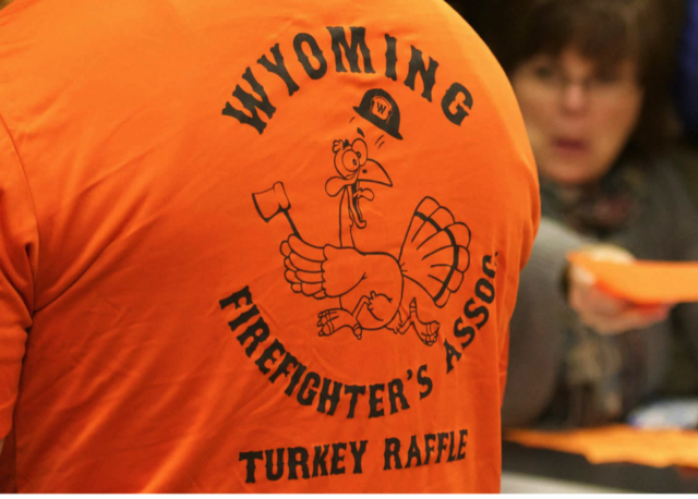 Wyoming Ohio Turkey Raffle