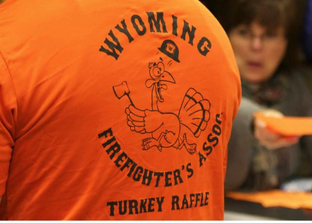 Wyoming Ohio Turkey Raffle