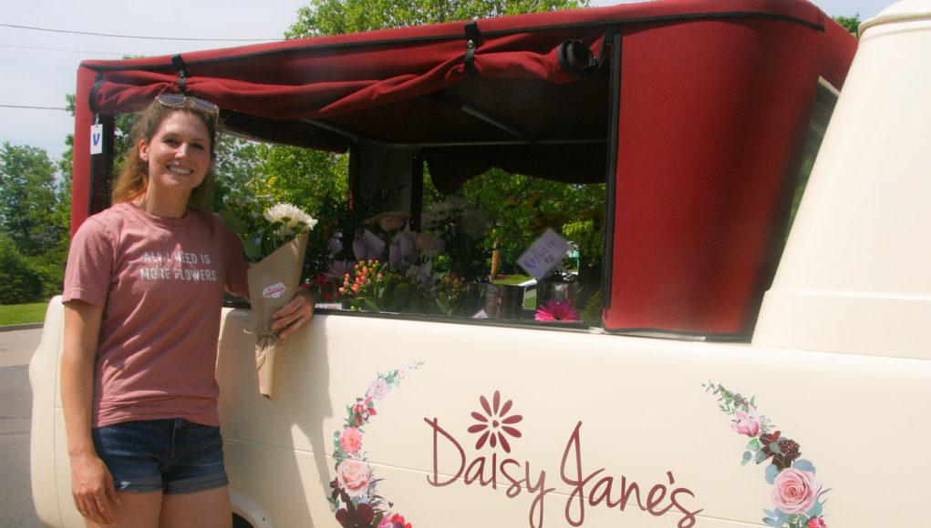 Daisy Jane's Flower Truck